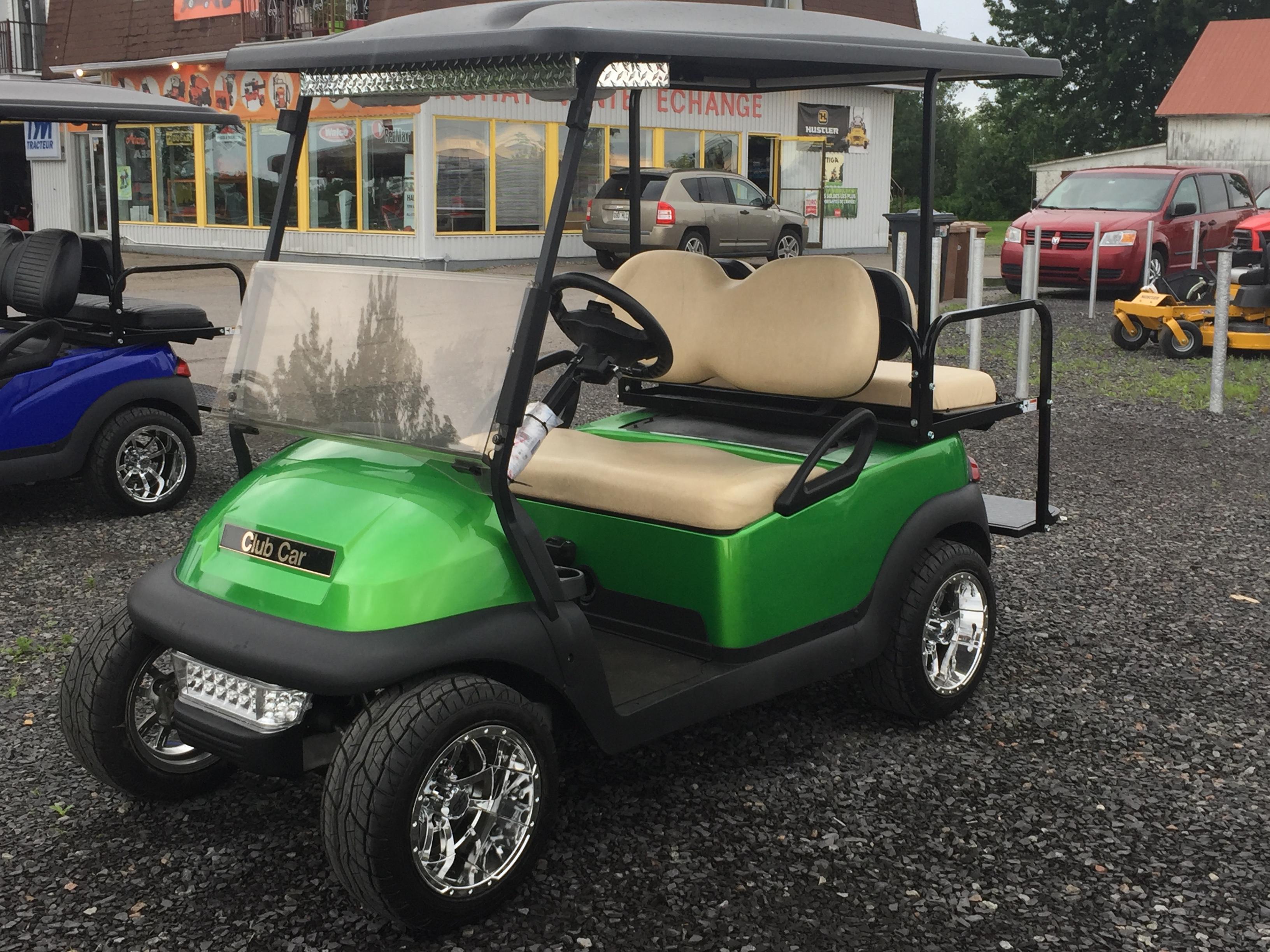 cart de golf club car model precedent cit machineries. Black Bedroom Furniture Sets. Home Design Ideas